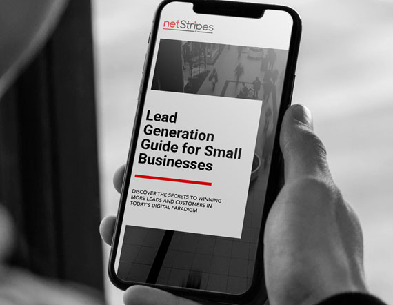 Lead Generation Guide for Small Businesses eBook